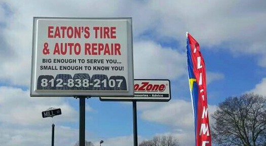 Eaton's Tire & Auto Repair Mount Vernon Indiana